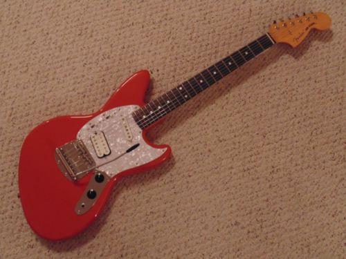 Fender Jagstang Guitar Ebay