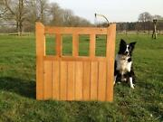 Oak Wooden Gates