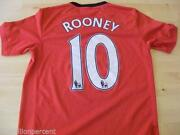 Manchester United Shirt 2009