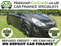 Vauxhall Corsa 1.3 CDTi ecoFLEX 16v Limited Edition 3dr (a/c) Good / Bad Credit Car Finance 2012