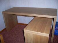 Jonas desk -ikea