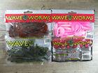 Wave Worms Walleye Fishing Baits, Lures & Flies
