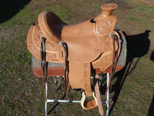 Roping Saddle Ebay