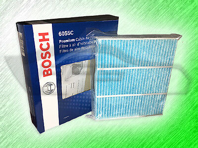 BOSCH 6055C PREMIUM HEPA CABIN AIR FILTER - PACKAGE OF 1  - 2015+ MODELS for sale  Oxnard