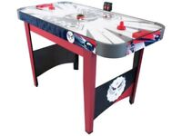 4ft Air and Hockey Table 539/9390 |pic| UK SELLER
