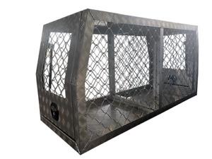 Dog Box Full Mesh 700mm - Checker or Flat $60p/w Garbutt Townsville City Preview