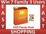 Windows 7 Family Pack