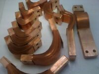 LAMINATED FLEXIBLE SHUNT for spot welding gun, spot welder, projection & seam welders : PARENTNashik