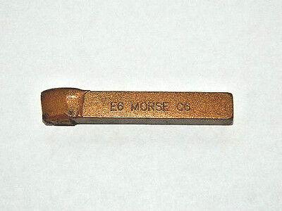 38 Carbide Tipped Threading Lathe Tool Bit 60 Degree E6-c6 Usa Mct 73714 G13