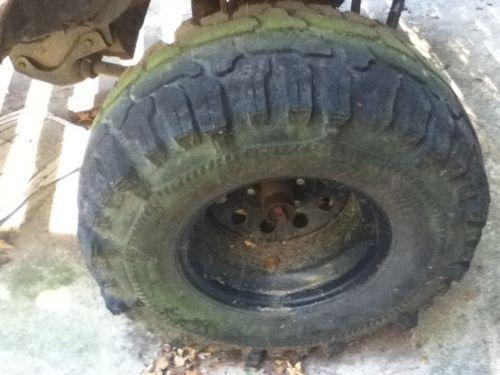 Used Super Swamper Tires Ebay