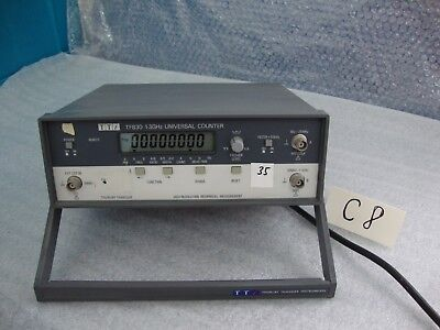 Thurlby Thandar Instruments Tti Tf830 1.3 Ghz Universal Counter