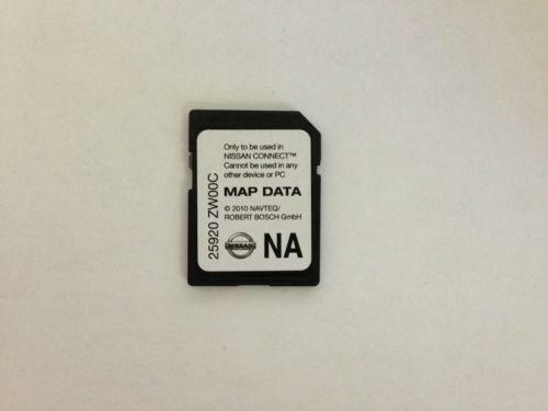 nissan sd card software maps ebay. Black Bedroom Furniture Sets. Home Design Ideas