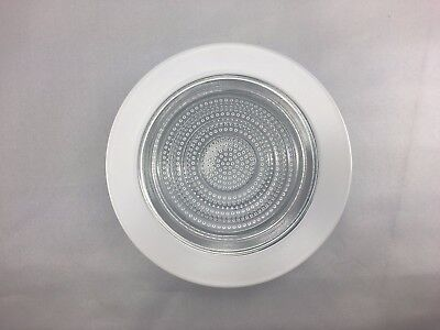 4 Fresnel Shower Trim For 4 Low Voltage Recessed Can Light