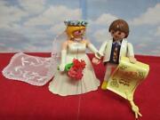 Playmobil Hochzeitspaar