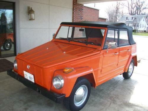 Vw Thing Ebay