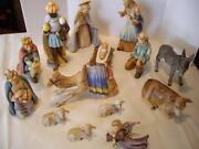 Hummel Nativity Camel