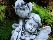 Steinfigur Elfe