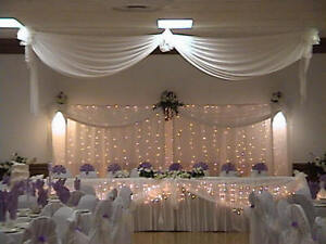 Decor packages Tablecloths,Table Runners chair covers plus, Windsor Region Ontario image 3