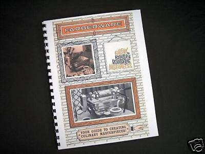 Farberware Open Hearth Broiler Rotisserie Grill Manual 450(A) 454(A) - Manual Rotisserie