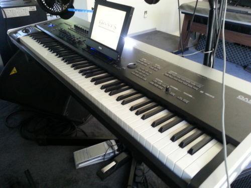Korg Oasys Musical Instruments Amp Gear Ebay
