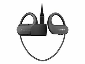 Headphone-integrated for sports SONY Walkman 4GB WS410 series