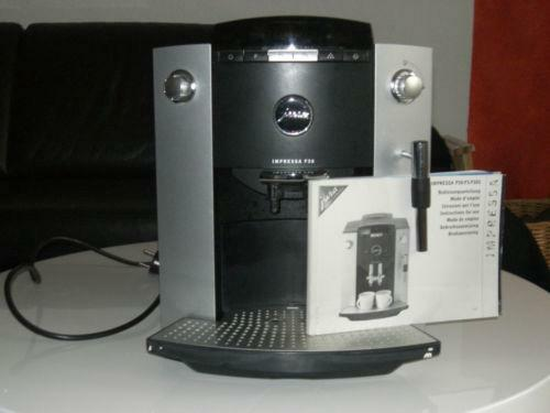 jura kaffeeautomat kaffeevollautomaten ebay. Black Bedroom Furniture Sets. Home Design Ideas