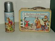 Roy Rogers Thermos