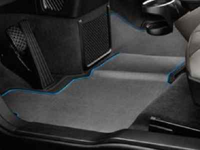 BMW i3 2014 present All Weather Floor Mats Front  Rear 51472348072 51472353819