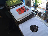 Dance record collection 200+ vinyls House, Electro and Techno