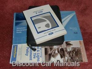 Ford f150 manual ebay 2002 ford f150 owners manual publicscrutiny Choice Image