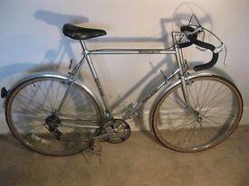 Vintage Marlboro woodstock road race bike very rare 1970s