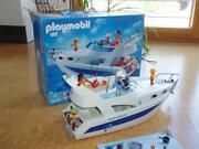 Playmobil Motoryacht