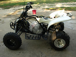 2004 yamaha raptor 660 complete carbs with jet kits