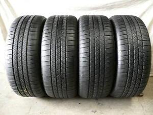 245/55R18 set of 4 Goodyear Used (inst. bal.incl) 90% tread left