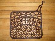 Antique New Home Sewing Machine