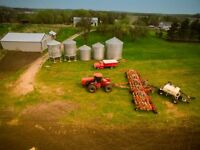 Drone Services - Crop Inspections - NDVI - Elevation Mapping