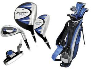 Left Handed Junior Golf Set LIKE BRAND NEW