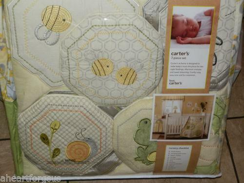 Bumble Bee Crib Bedding Ebay