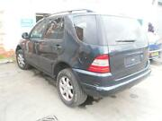 Mercedes ml Breaking