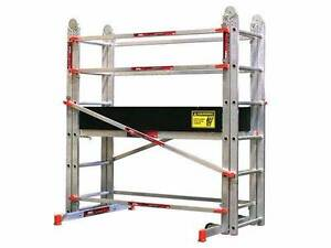 Multi-functional Scaffold Unit - Includes stabiliser legs Sydney City Inner Sydney Preview