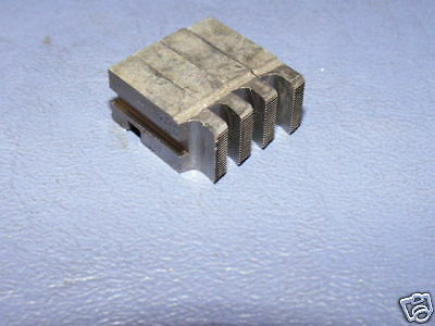 Geometric 2-56 Milled Chasers For 516 D Ds Dsa Die