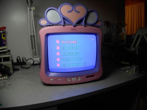 Disney Princess tv Dvd Combo Disney Princess Television tv