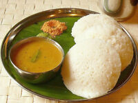 south Indian food . Tiffin service.  Idly  , Parotta ect