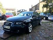 Damaged Repairable Salvage Audi