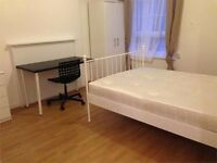 ** NO AGENCY FEES ** Spacious Furnished Double Room / Poplar, ZONE 2 / All Bills Inc / Available NOW