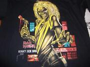 Iron Maiden 2012 Shirt