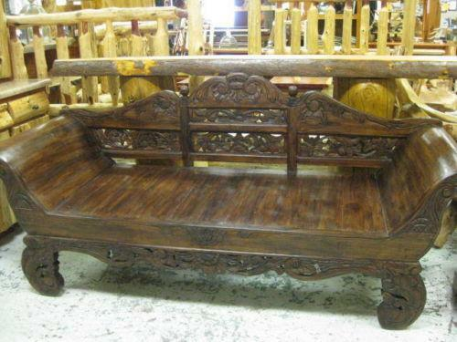 wood daybed home garden ebay
