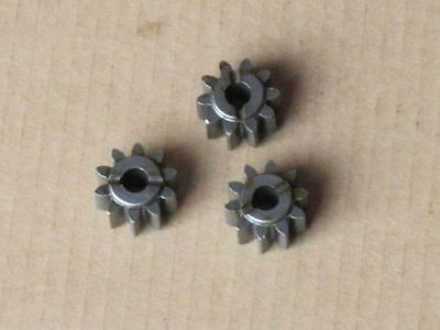 3 Creeper Planetary Gears For Ih International 154 Cub Lo-boy 184 185