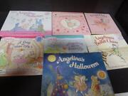 Angelina Ballerina Lot