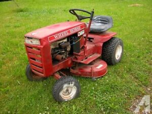 Any parts for A-800 Wheel Horse Lawn Tractor